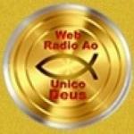 Logo da emissora R�dio Ao �nico Deus