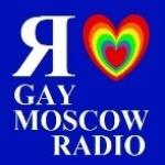 Logo da emissora Gay Moscow Radio