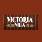 Logo da emissora Victoria Villa FM