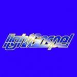 Logo da emissora Rádio Light Gospel
