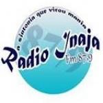 Logo da emissora Rádio Inajá FM 87.9