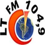 Logo da emissora R�dio LT 104.9 FM