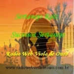 Logo da emissora R�dio Web Viola De Ouro