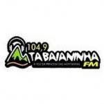 Logo da emissora Rádio Itabaianinha 104.9 FM