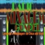 Logo da emissora Rádio Mixagem Gospel