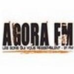 Logo da emissora Agora 94 FM