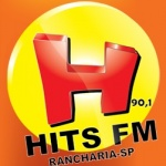Logo da emissora R�dio Hits 90.1 FM