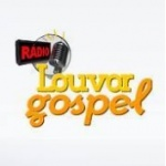 Logo da emissora R�dio Louvor Gospel