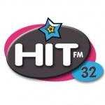 Logo da emissora Hit FM 32 99.9 FM