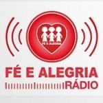 Logo da emissora Rádio Fé e Alegria