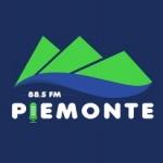Logo da emissora R�dio Piemonte 88.5 FM