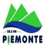 Logo da emissora Rádio Piemonte 88.5 FM
