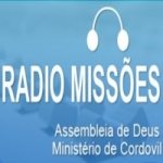 Logo da emissora R�dio Miss�es ADMC