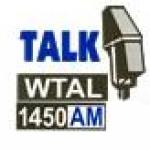 Logo da emissora WTAL 1450 AM