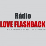 Logo da emissora Rádio Love Flashback