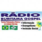 Logo da emissora Buritama Gospel