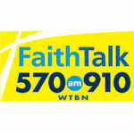 Logo da emissora Radio WTBN 570 AM