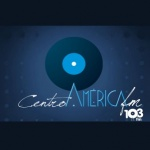 Logo da emissora R�dio Centro Am�rica 103.1 FM Hits
