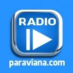 Logo da emissora Rádio Paraviana