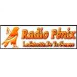 Logo da emissora Radio Fénix