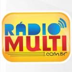Logo da emissora R�dio Multi