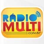 Logo da emissora Rádio Multi