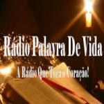 Logo da emissora Rádio Palavra de Vida