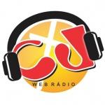 Logo da emissora Católica Jovem Web Rádio