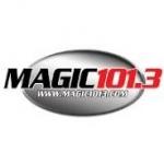 Logo da emissora WTMG 101.3 FM Magic