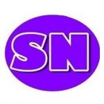 Logo da emissora Sertão Nordestino FM