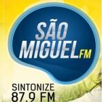 Logo da emissora R�dio S�o Miguel 87.9 FM