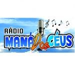 Logo da emissora R�dio Man� dos C�us