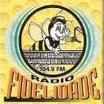 Logo da emissora R�dio Fidelidade 104.9 FM