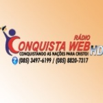 Logo da emissora R�dio Conquista Web