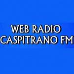 Logo da emissora Capistrano FM