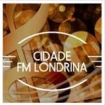 Logo da emissora Rádio Cidade FM Londrina