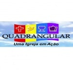 Logo da emissora Web Rádio Quadrangular