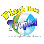 Logo da emissora Flash Back Tropical