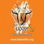 Logo da emissora R�dio Kadosh 95.1 FM