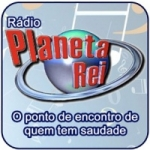 Logo da emissora R�dio Planeta Rei