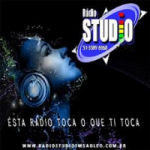 Logo da emissora Studio FM S�o Leo