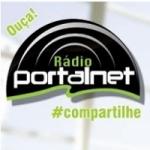 Logo da emissora R�dio Portal Net