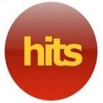Logo da emissora Hits Brasil FM