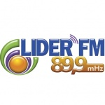 Logo da emissora Rádio Líder 89.9 FM