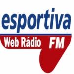 Logo da emissora Web Rádio Esportiva FM
