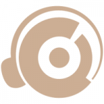 Logo da emissora Geração Flash Brega