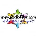 Logo da emissora Rádio Filos
