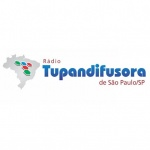 Logo da emissora Rádio Tupan Difusora de São Paulo