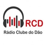 Logo da emissora Rádio Clube do Dão