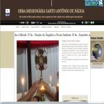 Logo da emissora Web Rádio Antoniana